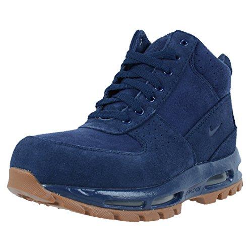 Nike Grade-School Air Max Goadome Midnight Navy/Midnight Navy 311567-400 Shoe 4.5Y M US Youth