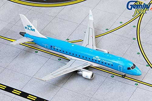 Gemini Jets GJKLM1901 KLM Cityhopper Embraer E175 PH-EXU Schaal 1/400
