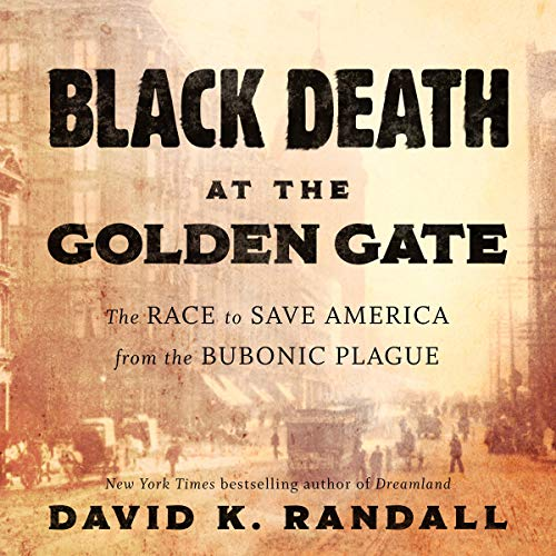 Black Death at the Golden Gate cover art