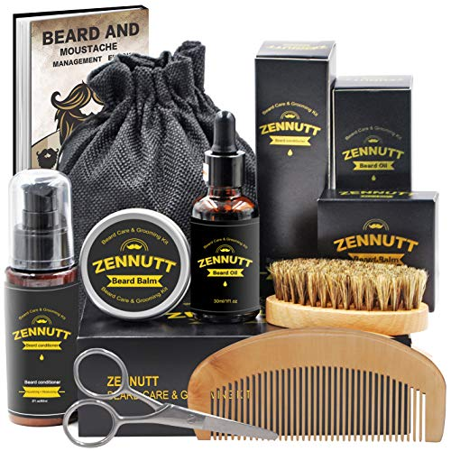 Beard Grooming Kit,Beard Care...