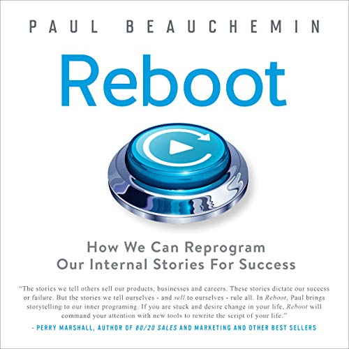 Reboot Audiobook By Paul E. Beauchemin cover art