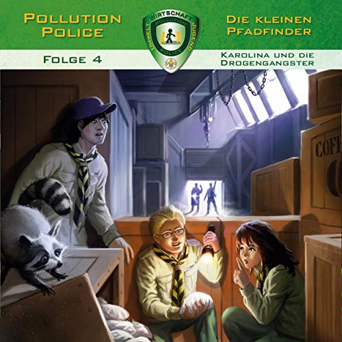 Karolina und die Drogengangster: Pollution Police 4