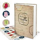 Logbuch-Verlag libro delle ricette ricettario A4...