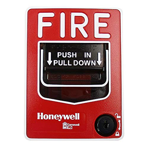 Gamewell MS-7 Fire Alarm Dual Action Manual Pull Station Fire Alarm