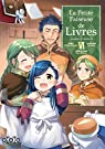 La petite faiseuse de livres, tome 6 par Suzuka