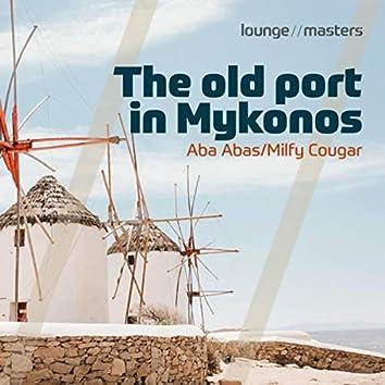The Old Port In Mykonos