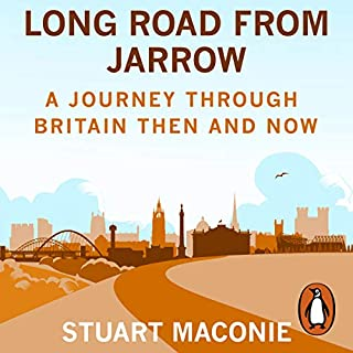 Couverture de Long Road from Jarrow