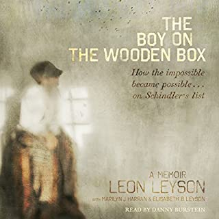 The Boy on the Wooden Box cover art