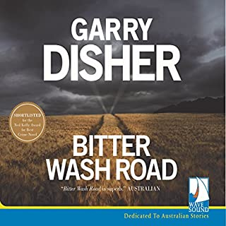 Bitter Wash Road cover art