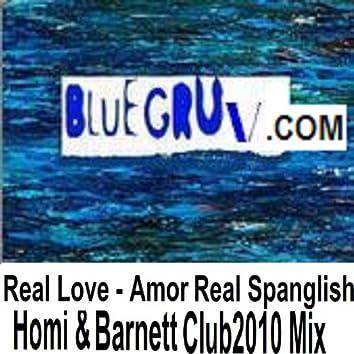 Real Love - Amor Real Spanglish Mix Club2010