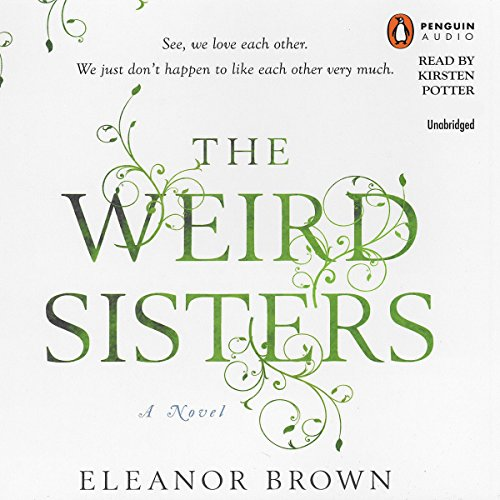 The Weird Sisters audiobook cover art
