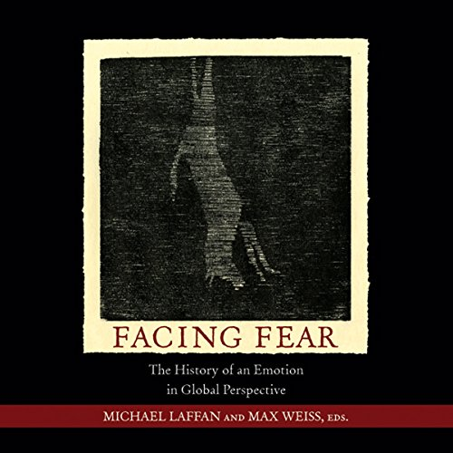 Facing Fear audiobook cover art