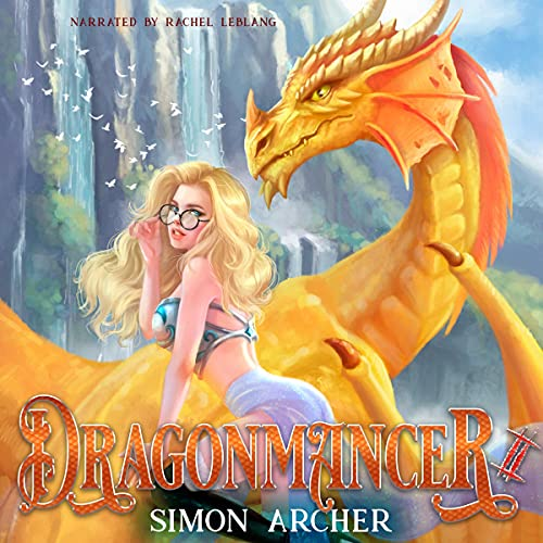 Dragonmancer II cover art