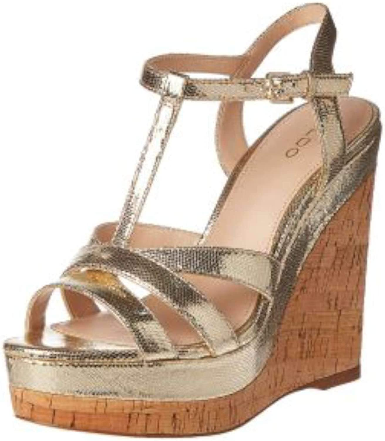 Aldo Womens Nydaycia-28 Open Toe Casual Slingback Sandals