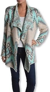 Women's Open Front Long Sleeve Warm Knit Chunky Cardigan Sweater