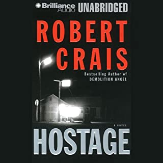 Hostage                   By:                                                                                                                                 Robert Crais                               Narrated by:                                                                                                                                 James Daniels                      Length: 9 hrs and 33 mins     1,244 ratings     Overall 4.2