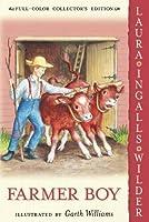 Farmer Boy (Little House) by Laura Ingalls Wilder(2004-05-11)