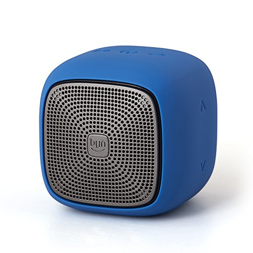 Edifier MP200 Portable Bluetooth Speaker - IP54 Water Dust Proof with microSD Card for Hiking Camping Outdoors - Blue