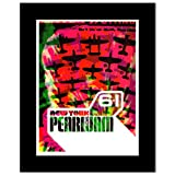 Music Ad World Pearl Jam Mini-Poster, Motiv New York 1.
