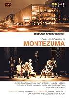 カール・ハインリヒ・グラウン:歌劇「モンテズマ」全曲(ドイツ語歌唱)[DVD]