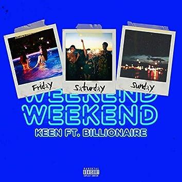 Weekend (feat. Billionaire)