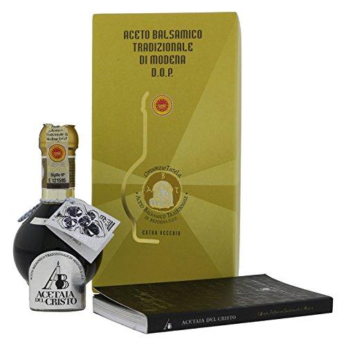 Acetaia del Cristo SCT-ES Aceto Balsamico Tradizionale di Modena DOP Extravecchio - 100 ml