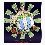 Gfashion Comics 50S Belgian Obelix Asterix Getafix French