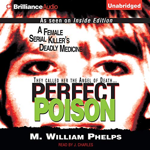 Perfect Poison audiobook cover art