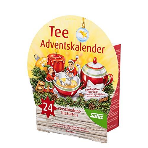 Salus Adventskalender Tee - 24 Teebeutel 2018 Kollektion