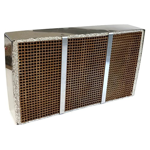 Midwest Hearth Wood Stove Catalytic Combustor Replacement Catalyst Buck Stove Model 91 (6' x 10.625'...