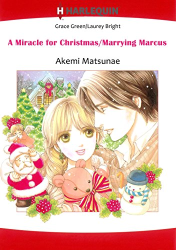 A Miracle for Christmas/ Marrying Marcus: Harlequin comics (English Edition)