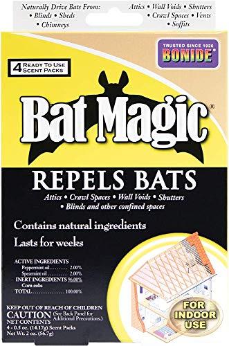 Bat Magic Bat Repellent
