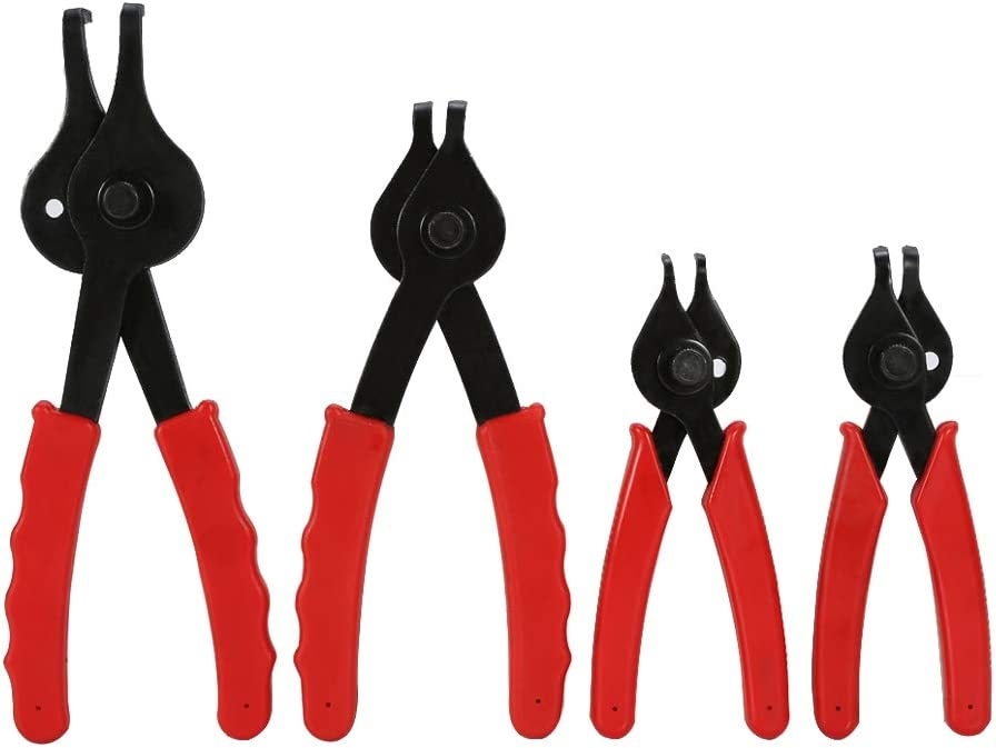 35% OFF Circlip Plier Kit Strong Snap Strength Industry No. 1 Handles Insulated