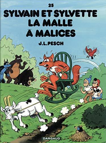 Sylvain et Sylvette - tome 25 - Malle à malice (La)