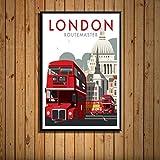 lubenwei New York Niederlande Amsterdam London Vintage