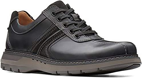 CLARKS Hommes's Un Ramble Go noir Leather 8 EE US US US 580