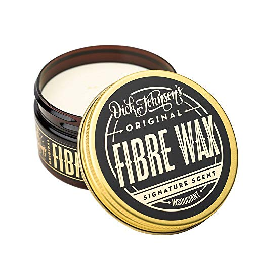 Dick Johnson Fibre Wax Insouciant Roher Whiskey & Vanille 100ml