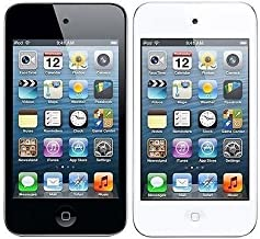 Black for Touch iP0D8GB (4th Generation)+ iPod Touch ScreenProtector(GOOD8G)