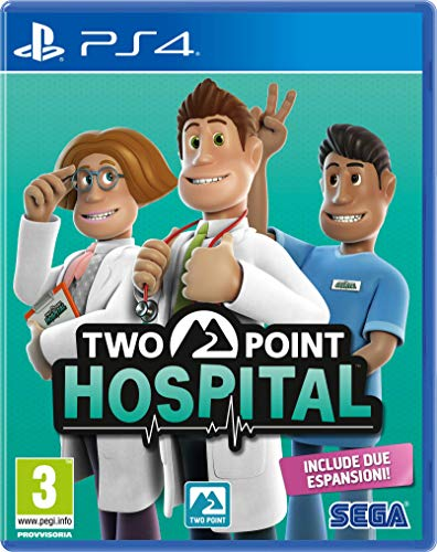 Two Point Hospital - PlayStation 4