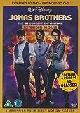 Jonas Brothers 3D Concert DVD Retail [Reino Unido]