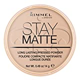 Rimmel London Stay Matte Powder Polvos de maquillaje Tono 5 - 14 gr...