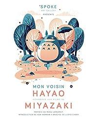 Mon voisin Hayao, hommages aux films de Miyazaki par Manu Larcenet