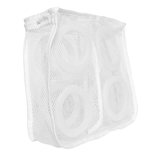Thanksky Mode tragbare veranstalter Reinigung wäsche Schuhe waschmittel Tasche mesh trocknen lagerung
