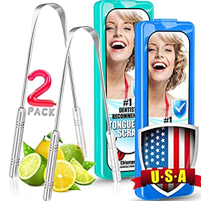 Tongue Scraper For Adults