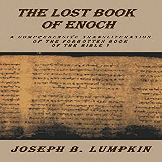 The Lost Book of Enoch cover art