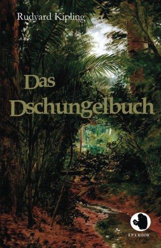 Das Dschungelbuch (ApeBook Classics)