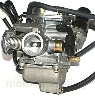 Unbranded Racing 21mm CARBURATORE Manuale COLLETTORE per Yamaha TZR50 TZR THUNDERKID 2T 50