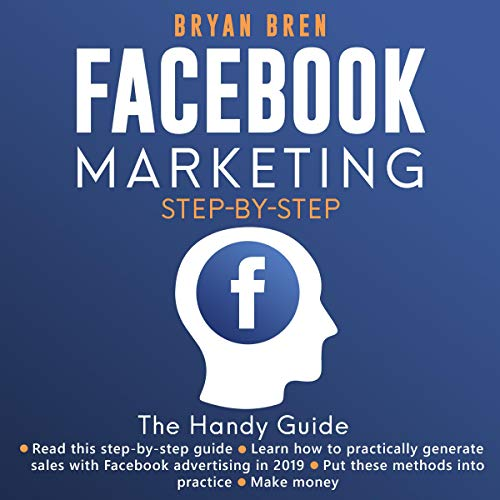 Facebook Marketing Step-by-Step cover art