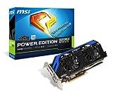 MSI NVIDIA GeForce GTX 670/2 GB GDDR5/PCI Express 3.0 Graphics Card (N670 PE 2GD5/OC)