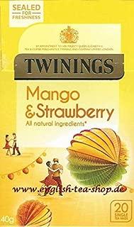 Best twinings mango and cinnamon tea Reviews
